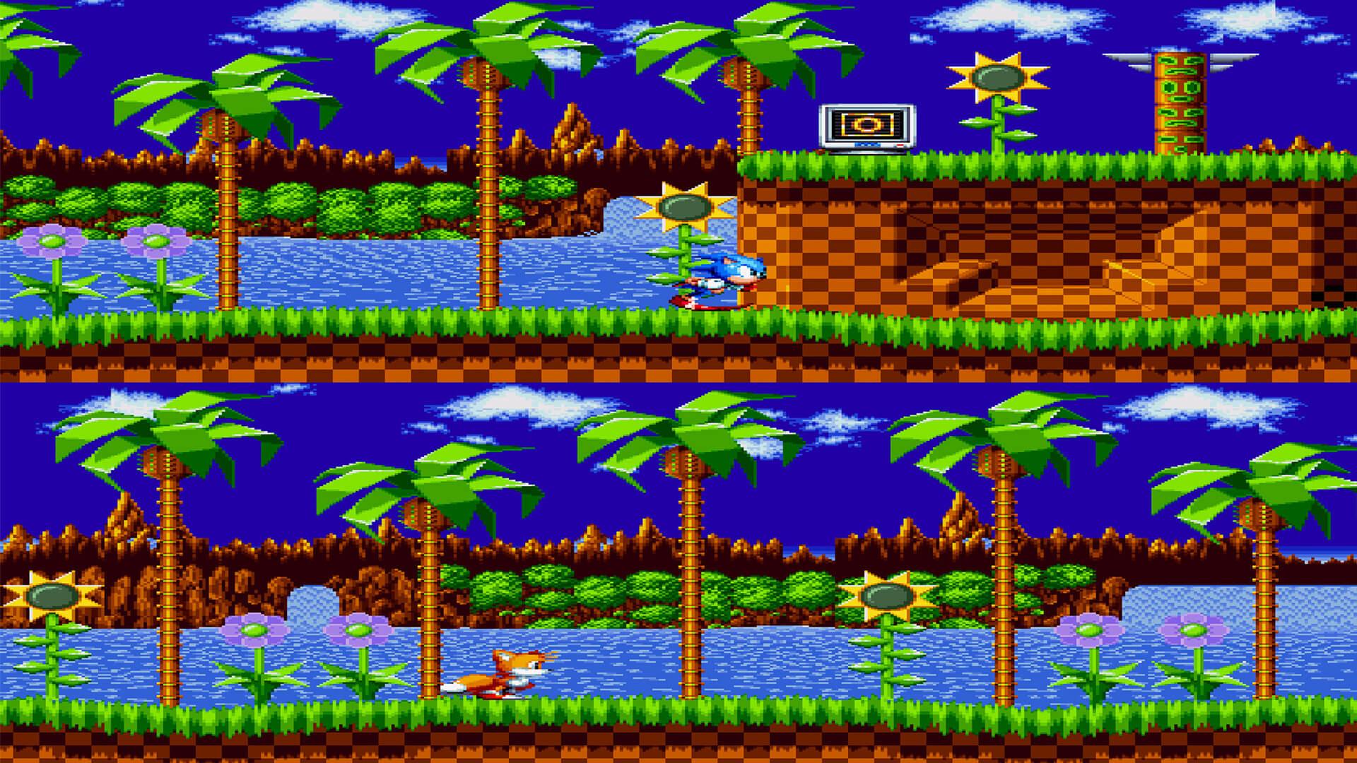《Sonic Mania》索尼克:狂欢 限时免费领